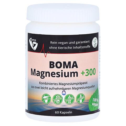 MAGNESIUM+300 Kapseln 60 St�ck
