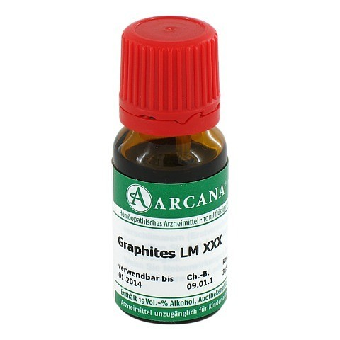 GRAPHITES Arcana LM 30 Dilution 10 Milliliter N1