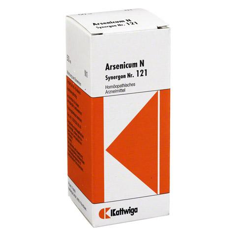 SYNERGON KOMPLEX 121 Arsenicum N Tropfen 50 Milliliter N1