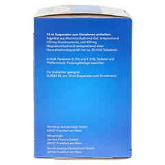 Maaloxan 25mVal Beutel 50x10 Milliliter N2 - Linke Seite