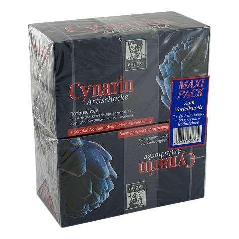 CYNARIN Artischocke Filterbeutel 2x20 St�ck