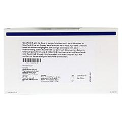 NOVOPEN 5 Injektionsgerät blau 1 Stück - Rückseite
