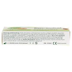 EM EUKAL PRO Halspastillen Eukalyptus zuckerfrei 30 St�ck - Unterseite