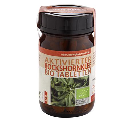 BOCKSHORNKLEE aktiviert Tabletten 135 St�ck