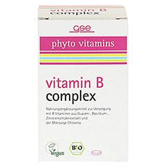 VITAMIN B complex Bio Tabletten 60 Stück - Vorderseite