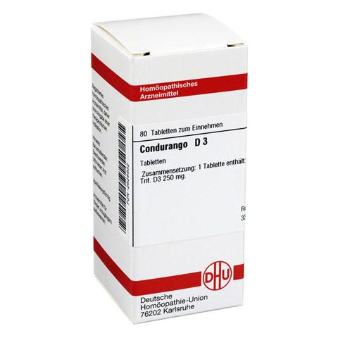 CONDURANGO D 3 Tabletten 80 St�ck N1