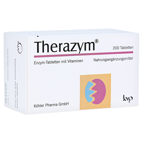 THERAZYM Tabletten 200 St�ck