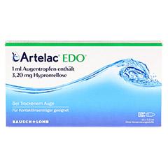 ARTELAC EDO Augentropfen 10x0.6 Milliliter - Vorderseite