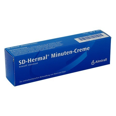SD-Hermal Minuten-Creme 50 Gramm N2