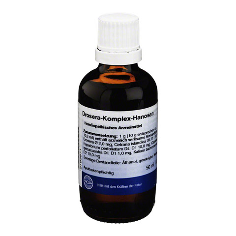 DROSERA KOMPLEX flüssig 50 Milliliter N1
