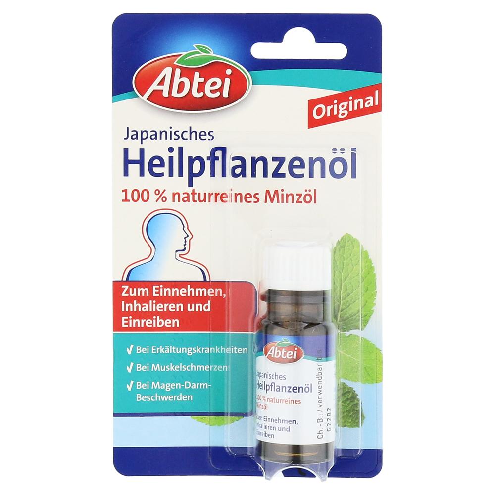 Omega Pharma Deutschland GmbH ABTEI Japanisches Heilpflanzenöl 10 Milliliter