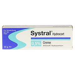 Systral Hydrocort 0,5% 30 Gramm N1 - Vorderseite