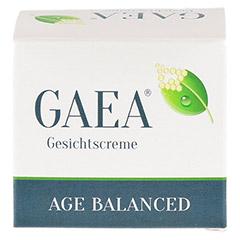 GAEA Age Balanced Gesichtscreme 100 Milliliter - Vorderseite