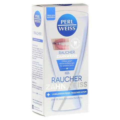 PERLWEISS Raucher Zahnweiss 50 Milliliter