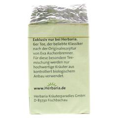 6ER Tee nach Eva Aschenbrenner Filterbeutel 15x1.6 Gramm - Rechte Seite