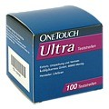 ONETOUCH Ultra Sensor Teststreifen 4x25 St�ck