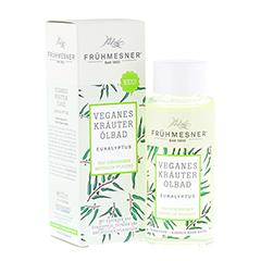FRÜHMESNER veganes Kräuter Ölbad Eukalyptus 100 Milliliter