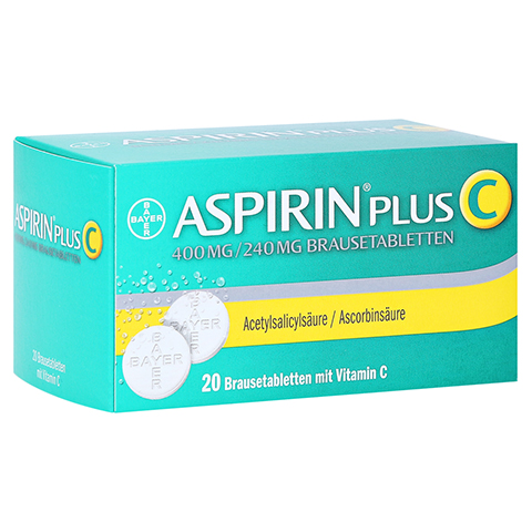 Aspirin plus C 20 Stück