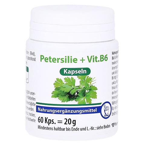 PETERSILIE+Vitamin B6 Kapseln 60 Stück
