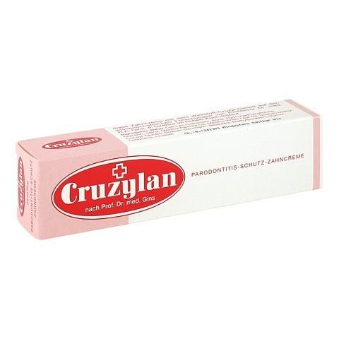 CRUZYLAN med. Zahnpasta 70 Gramm