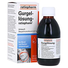 Gurgellösung-ratiopharm 200 Milliliter