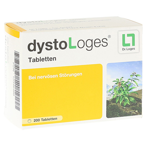 DYSTO LOGES Tabletten 200 St�ck N2
