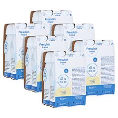 FRESUBIN ORIGINAL DRINK Vanille Trinkflasche 6x4x200 Milliliter