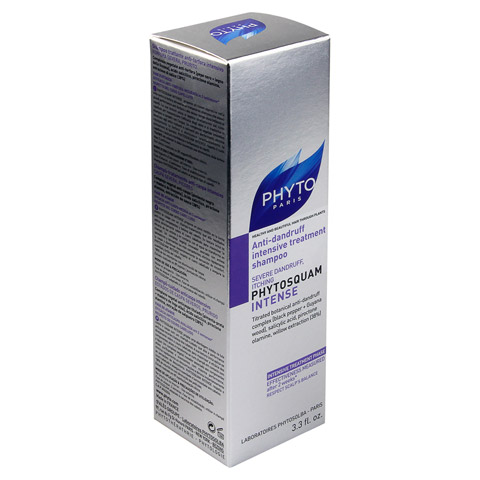 PHYTOSQUAM Anti-Schuppen intensiv Kur-Shampoo 100 Milliliter