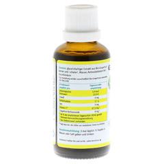 GRAPEFRUIT KERN Extrakt Bio Lösung 50 Milliliter - Rückseite
