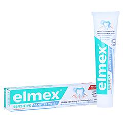 ELMEX SENSITIVE sanftes Weiß Zahnpasta 75 Milliliter