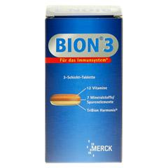 BION 3 Multivitamin Tabletten 90 Stück - Rückseite