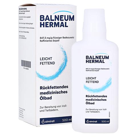 BALNEUM Hermal flüssiger Badezusatz 500 Milliliter N2