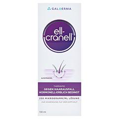 Ell-Cranell 250Mikrogramm/ml 3x100 Milliliter - Vorderseite