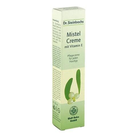 MISTEL CREME mit Vitamin E Dr.Steinbachs 50 Milliliter