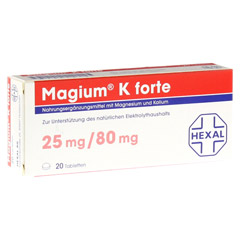 MAGIUM K forte Tabletten 20 St�ck