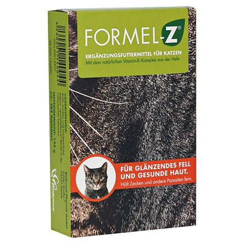FORMEL Z Tabletten f�r Katzen 125 Gramm
