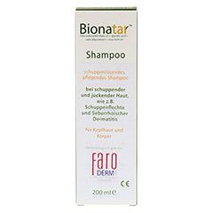 BIONATAR Shampoo boderm 200 Milliliter - Vorderseite