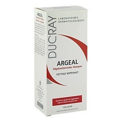 ducray argeal shampoo gg fettiges haar 150 milliliter