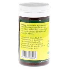 COENZYM Q10 Kapseln a 30 mg 90 Stück - Linke Seite