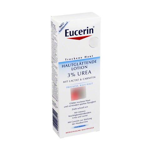 EUCERIN TH 3% Urea Lotio O/W m.Carnitin 250 Milliliter