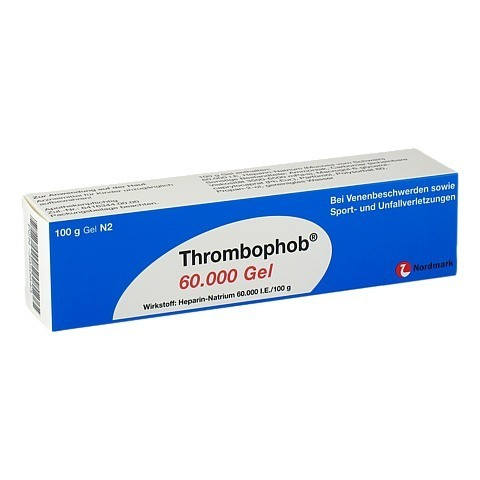 Thrombophob 60000 100 Gramm N2