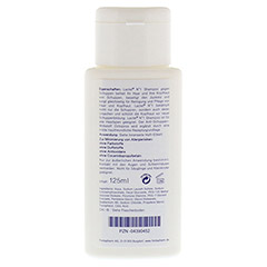 LACTEL Nr. 1 Schuppen Shampoo 125 Milliliter - Rückseite