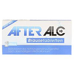 AFTERALC Brausetabletten 2 Stück - Vorderseite