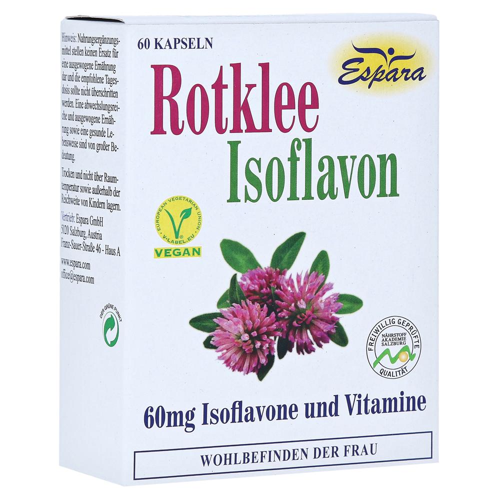 ROTKLEE ISOFLAVON Kapseln 60 Stück