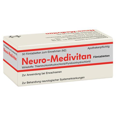 NEURO MEDIVITAN Filmtabletten 50 Stück N2