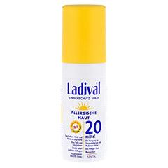 LADIVAL allergische Haut Spray LSF 20 150 Milliliter