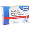 KIESELERDE MAGNESIUM Calcium Kapseln 60 St�ck