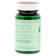 CHLORELLA 100% Tabletten 120 Stück - Linke Seite