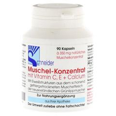 MUSCHEL KONZENTRAT m.Vitaminen Kapseln 90 Stück