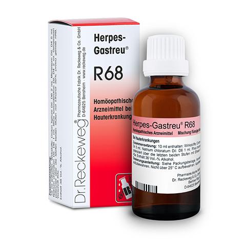 HERPES GASTREU R 68 Tropfen zum Einnehmen 22 Milliliter N1